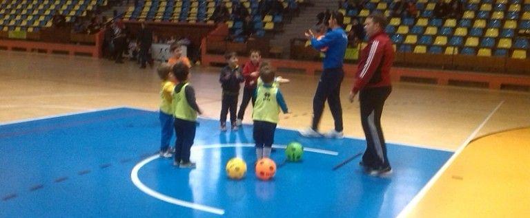 Fraţii Rusu, fondatorii unei noi şcoli de fotbal pentru copii
