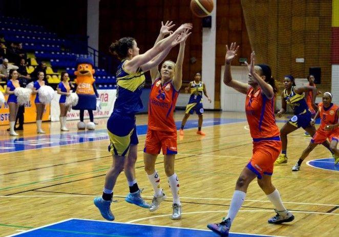 Prima înfrângere şi în campionat: Univ.Goldiş ICIM – răpusă la Târgovişte