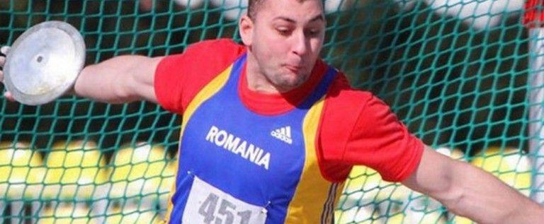 Andrei Gag a debutat în forţă la Naţionalele de atletism