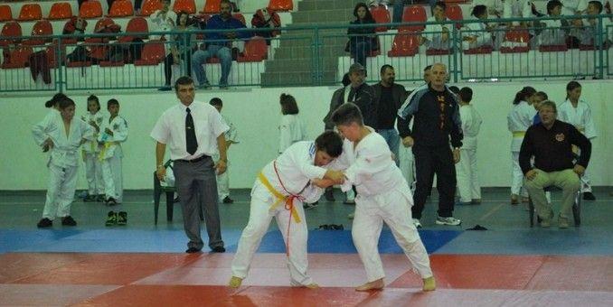 Micii judoka ai CSM-ului, pe podium la Cupa Aradului