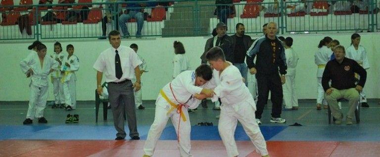 Micii judoka arădeni au urcat pe podium la Novi Sad