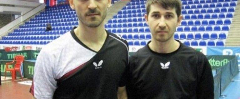 Adrian Dodean şi Constantin Cioti sunt campioni naţionali la tenis de masă