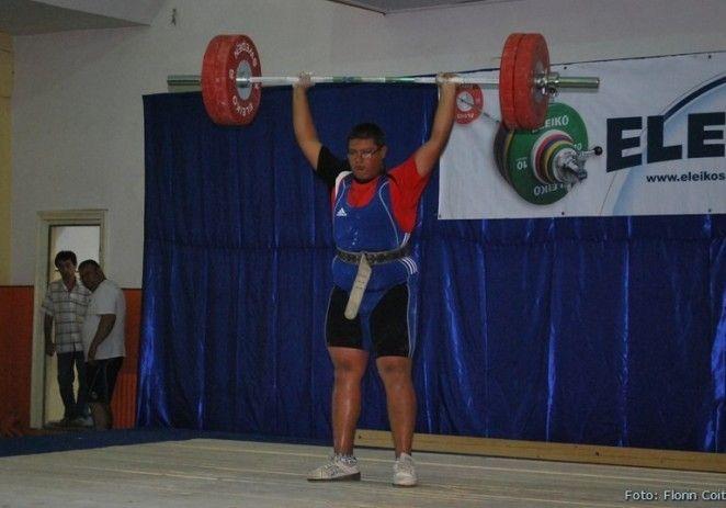 Adrian Lingurar este triplu campionnational la juniori II