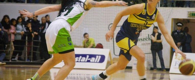 Start la spectacol: Univ.Goldiş ICIM – Sepsi, în primul meci al semifinalei Ligii Naţionale
