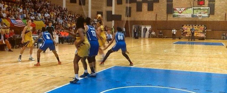 Lovitură grea pentru ICIM: Târgovişte s-a impus la Arad, în primul meci al finalei!
