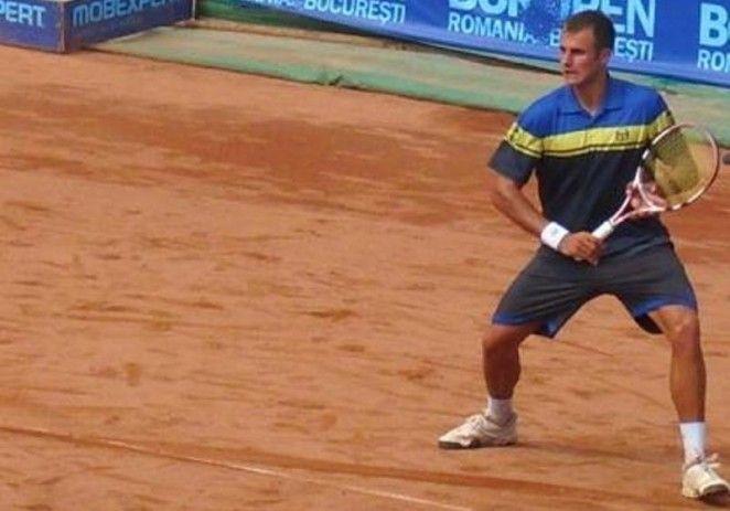 Copil s-a oprit în turul doi de calificare la Roland Garros