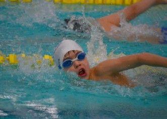 Participare internaţională la Cupa Aradului la înot