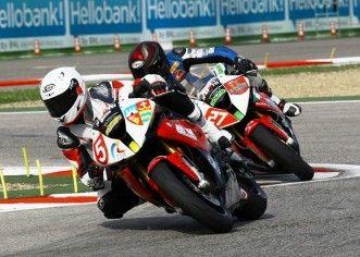 Robert Mureşan ia viteză în Europeanul de Superbike