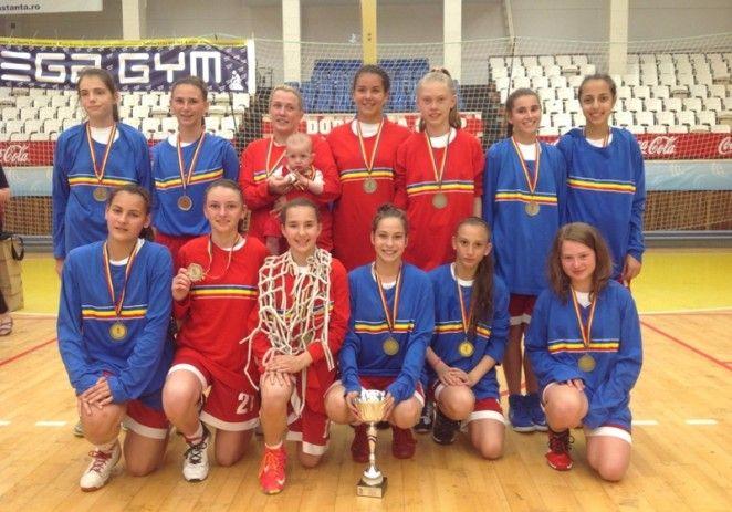 LPS Arad este campioana la U14