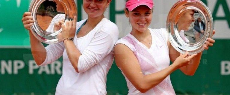 Campioanele de la Roland Garros, aşteptate la Fed Cup Junior Arad 2014