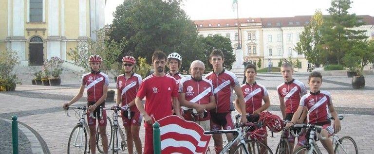 Sezon cu rezultate bune pentru cicliştii de la Voinţa Arad