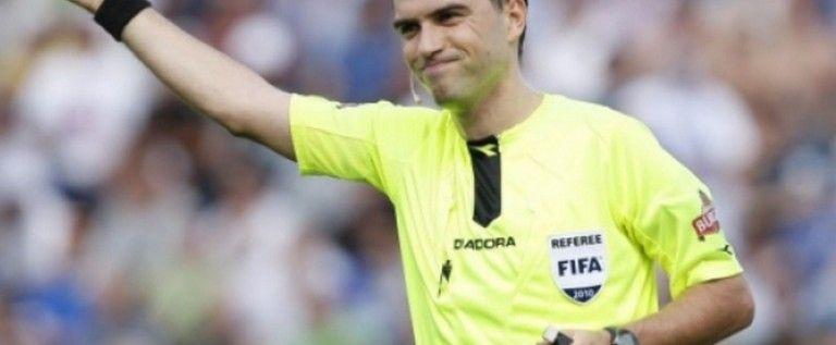 Ovidiu Haţegan va arbitra la Zagreb, în Liga Campionilor