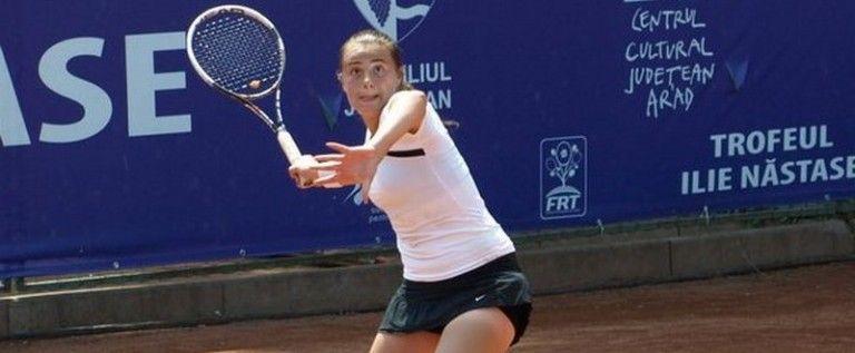 Lina Gjorcheska este favorită principală la ITF Arad
