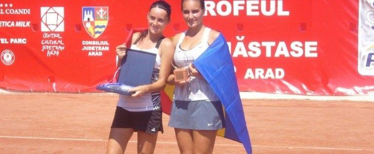 Nicoleta Dascălu este campioana surpriză la ITF Arad