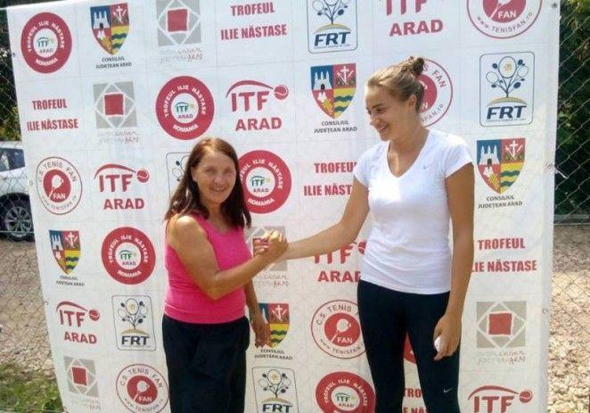 Lina Gjorcheska si-a tinut ziua la Arad