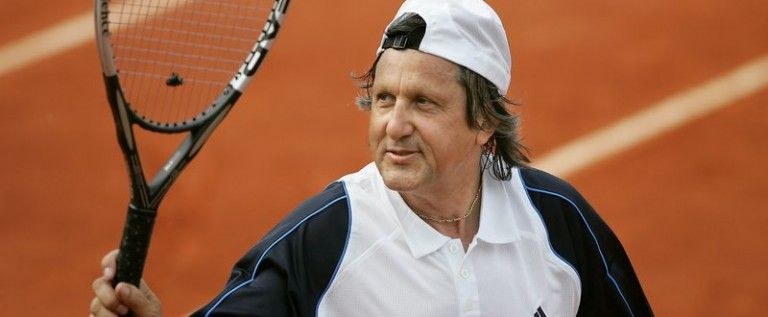 Fostul mare tenismen Ilie Năstase vine la Arad