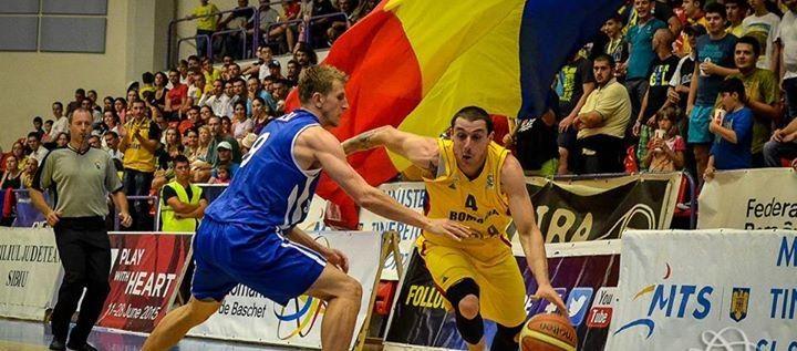 Andrei Mandache înfruntă, la Eurobasket, campionii continentali