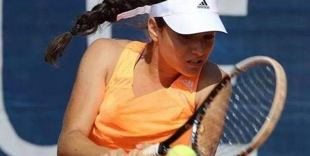 Miriam Bulgaru, o jucătoare de viitor la ITF Arad