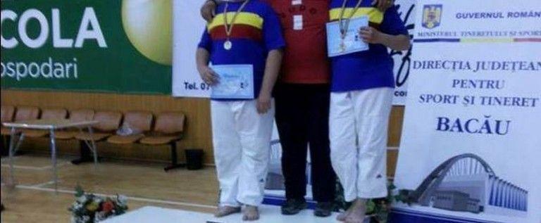 Judoka arădeni au cucerit medalii pe tatami