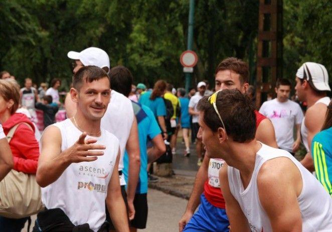 Sorin Mîneran a terminat al doilea la semimaratonul Vienei