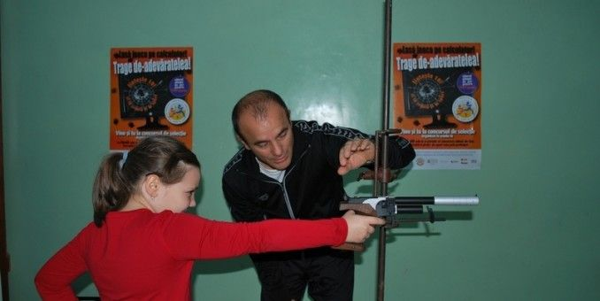 Pistolarii CSM-ului s-au remarcat la etapa de la Oradea