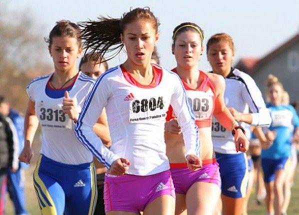 Mădălina Florea este vicecampioană la semimaraton
