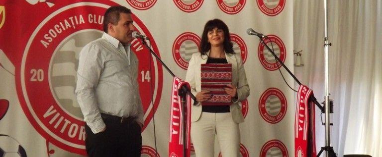 Gala Viitorului a reunit nume sonore ale fotbalului arădean (foto)