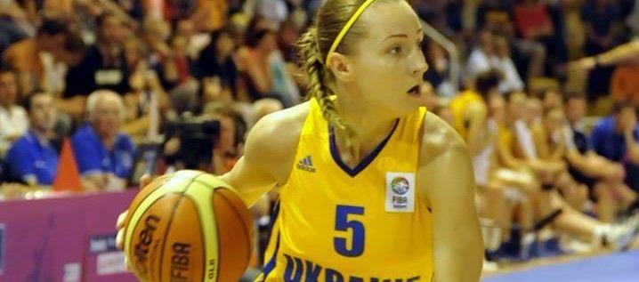 Olena Samburska este noua jucătoare a Univ.Goldiş ICIM