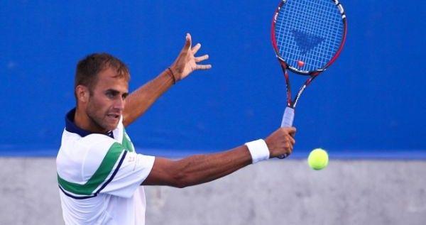 Marius Copil a fost eliminat în primul tur la Raanana