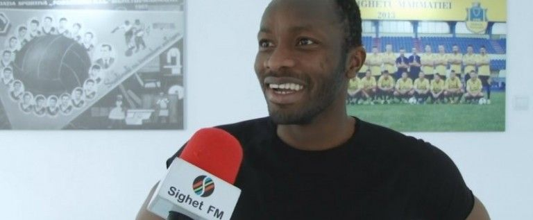Şoimii Pîncota şi-a adus un ivorian de 21 de ani