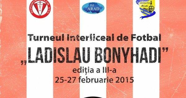 """Liceenii sunt invitaţi la turneul de fotbal """"Ladislau Bonyhadi"""""""