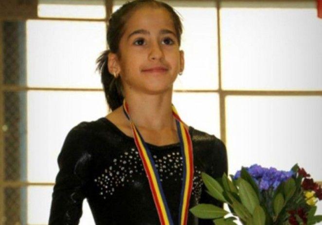O gimnastă arădeană a fost invitată de Nadia Comăneci în SUA!