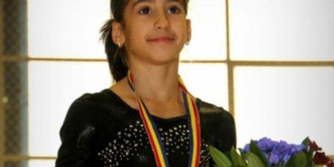 """Olivia Cîmpian a urcat de şase ori pe podium la """"Top Gym"""""""