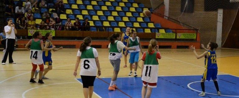Preambul judeţean pentru Cupa Sportsin la baschet