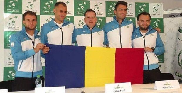 Tecău și Mergea au adus punctul victoriei României în Cupa Davis