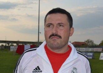Adrian Abrudean este noul antrenor al Crișului