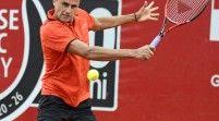 Marius Copil e în formă la turneul de la Istanbul