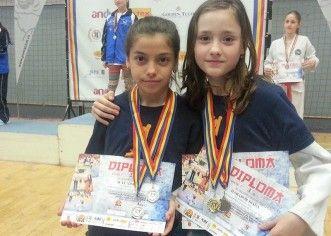 Medalii naţionale pentru Clubul Takeda Arad