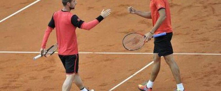 Copil şi Ungur s-au calificat în semifinalele turneului de la Bucureşti