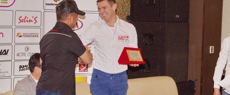 """Raliul Aradului este gata de start. Mihai Leu: """"Mai buni de la an la an"""""""