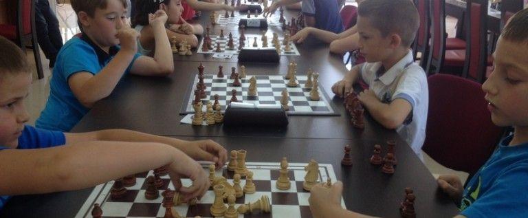 Câştigătorii Cupei Maris la şah pentru copii