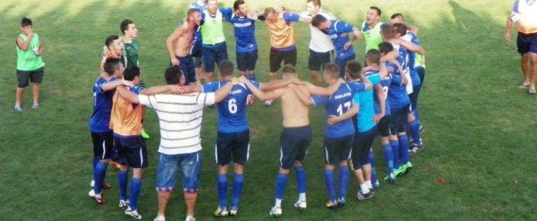 Şoimii Lipova, la doar trei meciuri de câştigarea Ligii a IV-a