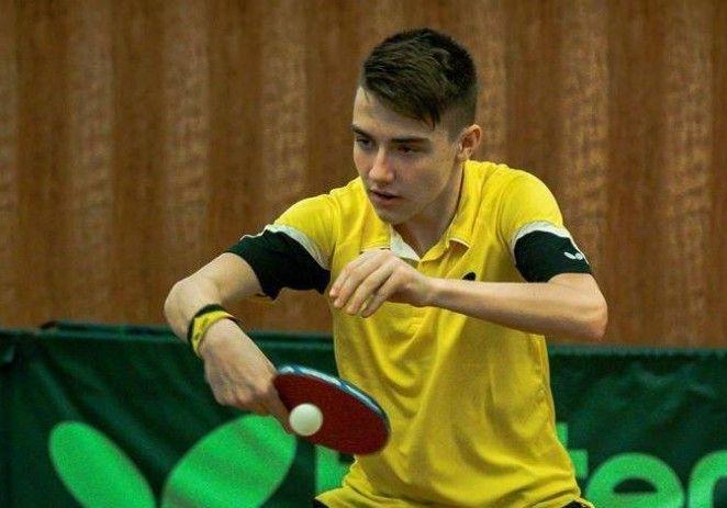 Update: Paul Mladin, dublu medaliat balcanic la tenis de masă
