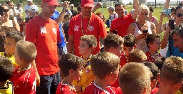 Viitorul Arad 2006 a câştigat turneul Vest Liga Timişoara