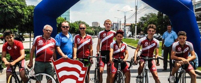 Cicliştii Voinţei Arad s-au remarcat la Campionatul Naţional