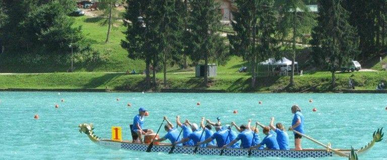 Aradul a fost la înălţime la Campionatul European de dragon boat