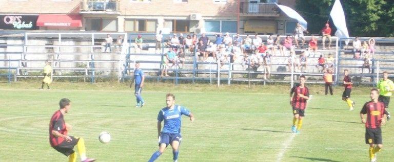 Zbor frânt în Cupa României: Şoimii Lipova – CS Ineu 0-2