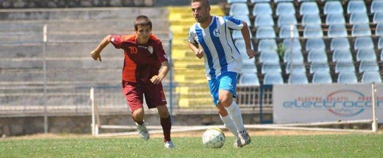 Bozian şi-a învins fosta echipă: Naţional Sebiş – FC Hunedoara 0-2