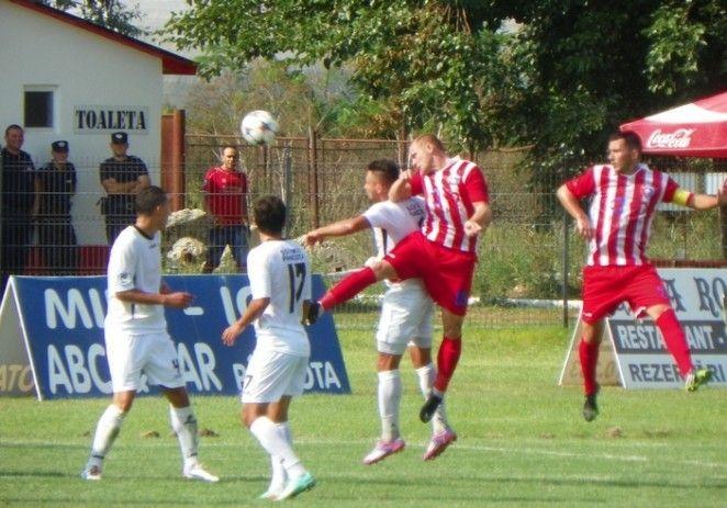 Şoimii Pîncota surprinde şi câştigă în play-out, pe Cluj Arena