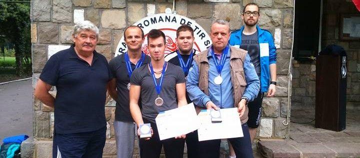 Pistolarii CSM-ului au ţintit medalii la finala de glonţ